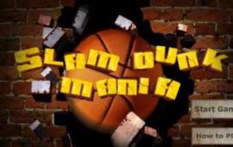 Žaidimas apie krepšinį žaidžiamas online.