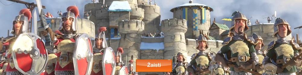 Lietuviškas žaidimas - Imperija