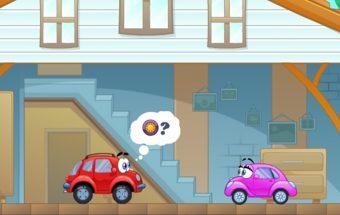 Loginiai žaidimai - loginė mašinytė 3, Zaidimai.lt