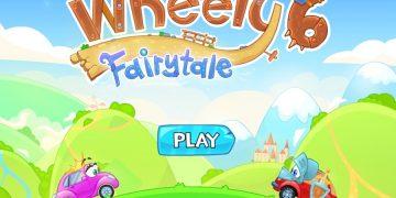"""""""Wheely 6"""" žaidimas loginė mašinytė iš Wheely serijos."""