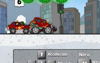 Mašinų žaidimas vaikams apie mašinytes.