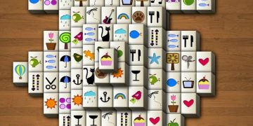 Loginis mahjong sujungimų žaidimas - Zaidimai