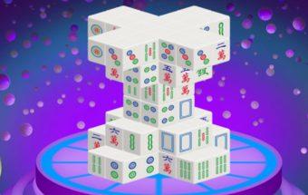 Žaidimą žaisite su Mahjong kortelėmis