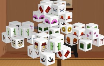 Mahjong sujungimai.