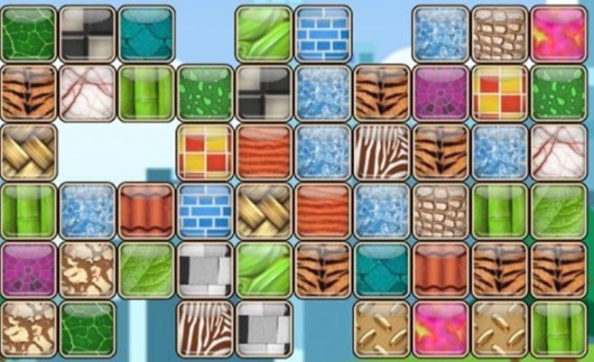 Zaidimai.lt loginis žaidimas mahjong sujungimai.
