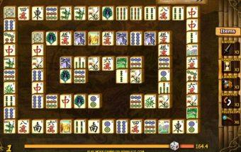 Loginis žaidimas mahjong sujungimai 2 dalis