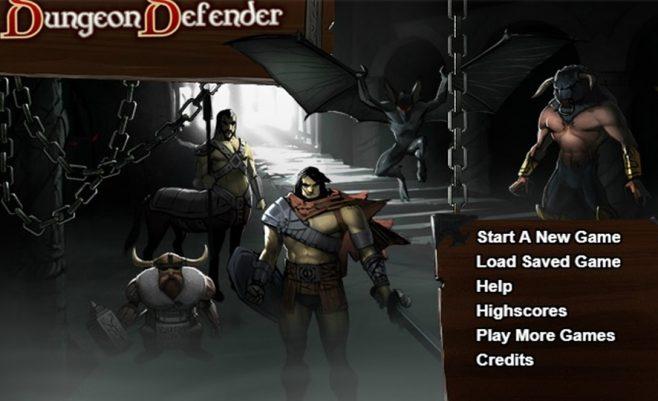 Strateginis žaidimas - Dungeonas