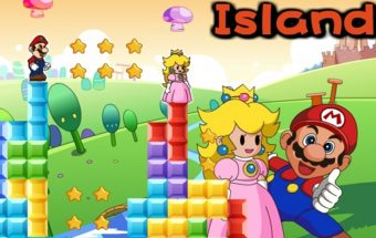 Super Mario panašus žaidimas dviems, jis gelbėja Princesę