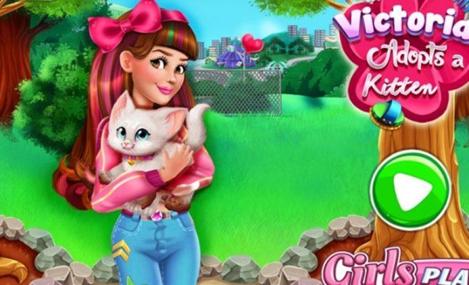 Mano mažasis augintinis - tai mielas gyvūnėlių žaidimas, skirtas mergaitėms.