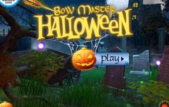 Helovyno žaidimai online apie tai kaip reikia medžioti priešą su lanku