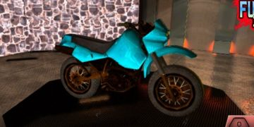 Motociklų lenktynių žaidimas motociklų lenktynininkas.
