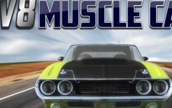 Mustangų žaidimas online, kuriame vairuok mustangą