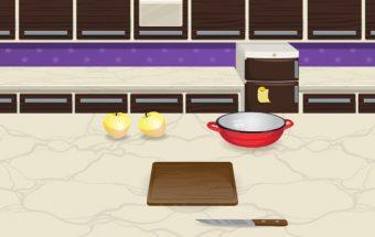 Pasinaudokite žaidime pateikta orkaite ir iškepkite mylimą tortą