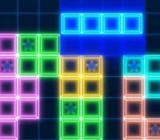 Tetris kaladėlės