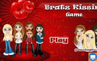 Pabučiuok žaviąją Bratz merginą ir taip pajusk meilės istorijos skonį