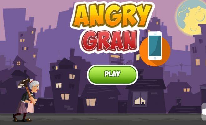 Žaidimai online - Pikta močiutė ir jos nuotykiai