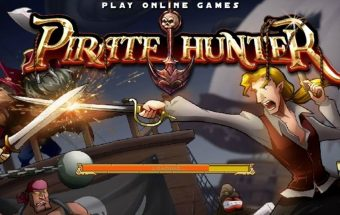 Žaidimas su muštynėmis - Piratų Kova