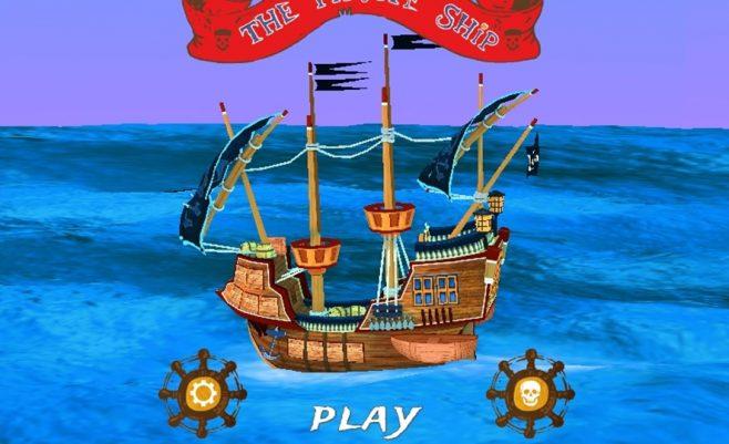 Piratų laivas, piratai užgrobia laivą, šaudymas