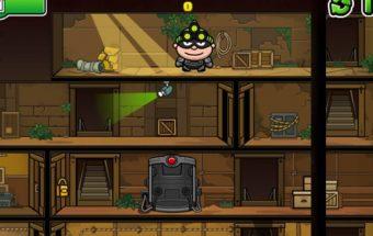 Misijų žaidimas Plėšikas Bobas 3 dalis.