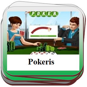 Pokerio žaidimai neprisijungus