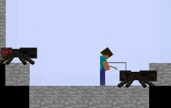 Popierinis minecraft - veiksmo žaidimai online.