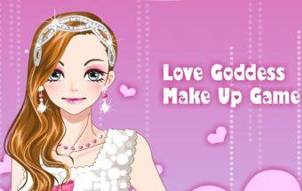 Princesės žaidimas mergaitėms apie jos lūpas, blakstienas ir aprangą