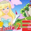 Žaidimas apie Princeses kuriame žavi Princesė siunčia savo bučinį
