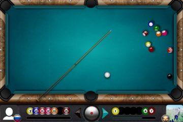 Pulas 8 – Biliardas online