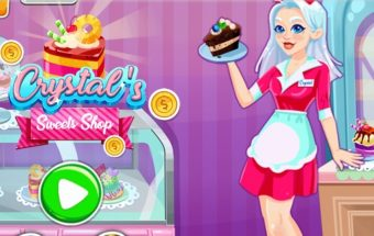Mergaitės turi papuošti savo desertinį pyragą.