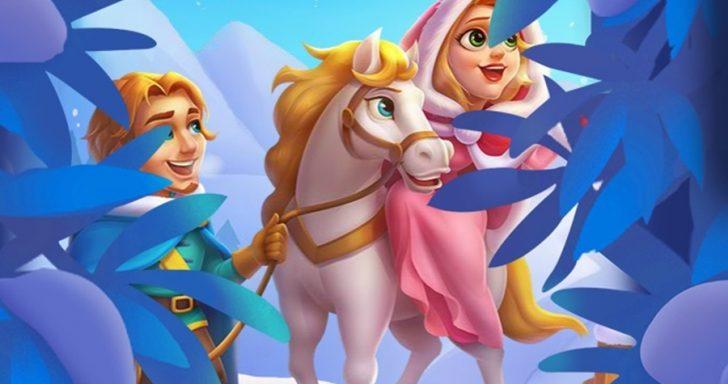 """Žaidimas online - Karalystė, Sukurk savo karalystę pagal žaidimo """"Royal Story"""" motyvus."""