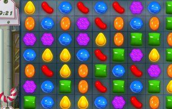 Žaidimas apie Saldainius. Loginiame žaidime sujunkite vienodus saldainius ir sunaikinkite juos.