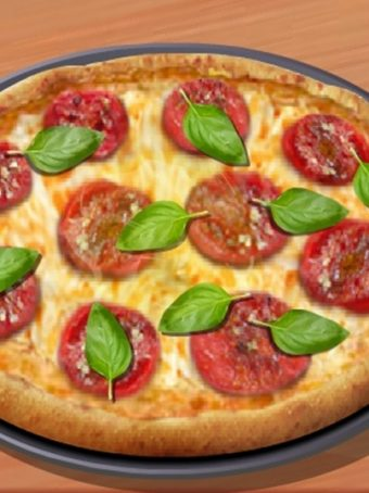 Pica kurią reikia gaminti pagal Saros receptą