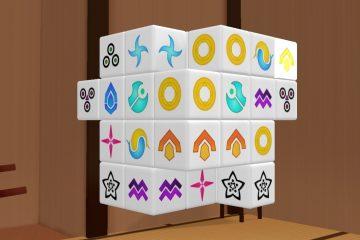 Virtualus mahjong žaidimas