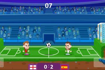 Futbolo meistrai – futbolo žaidimas