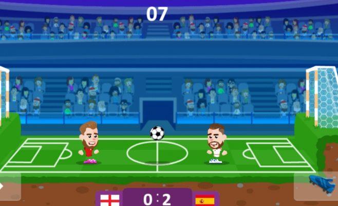 Futbolo meistrai žaidimas