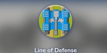 Gynybos linija - žaidimas