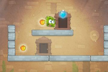Obuoliai – obuolių rinktuvas – veiksmo žaidimas