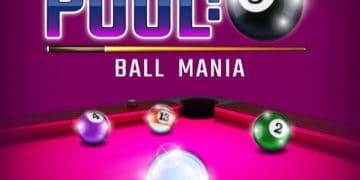 Biliardo žaidimas dviems - 8 šratų pulas