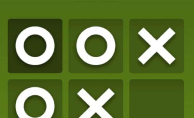 Žaidimas dviems kryžiukai ir nuliukai