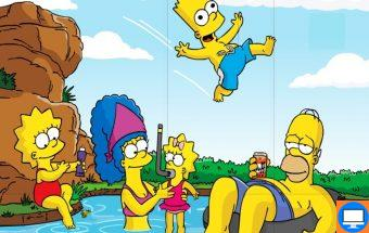 Puzzle su Simpsonais, paveiksliukas iš Simpsonų