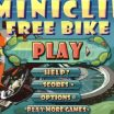 Motociklų lenktynių smėlyje žaidimas