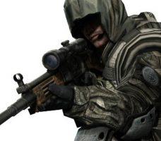 Šaudymo žaidimas snaiperių elitas