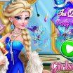 Princesės Šaltės makiažas - makiažo žaidimas skirtas mergaitėms.