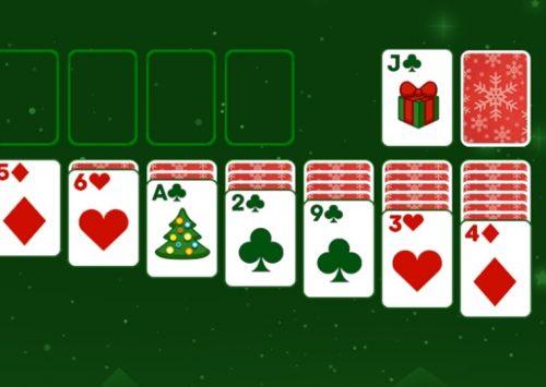 Solitaire Kalėdos – Kalėdinis žaidimas