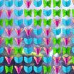 Drugelių žaidimas vaikams, sujunk 2 ar tris drugelius loginiame žaidime.