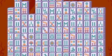 Loginis žaidimas Sujunk mahjong 2021 metų atnaujinimas.