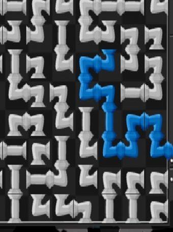Loginis žaidimas - loginė grandinė.