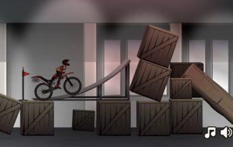 Dviračių sportas - Žaidimas su dviračiu
