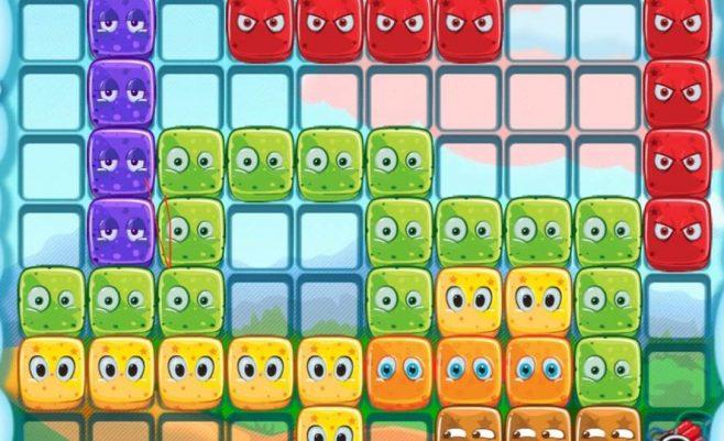 Tetris žaidimas