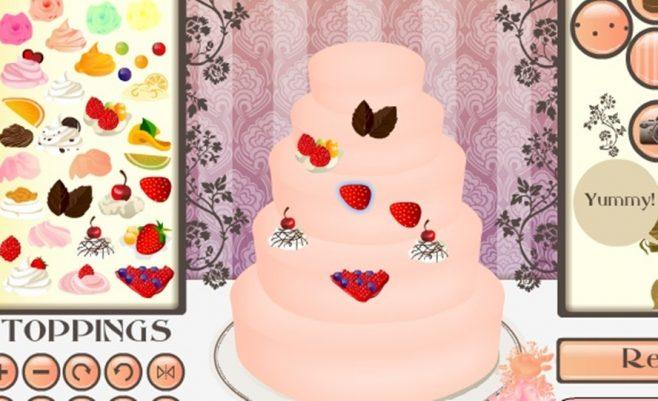 Vestuvinį tortą išsirinkti labai sunku, o čia jį galite pasidaryti patys.